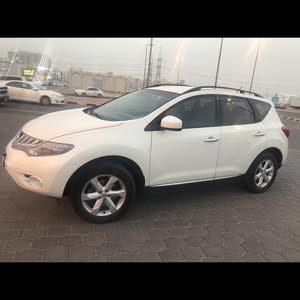 White Nissan Murano 2011 for sale