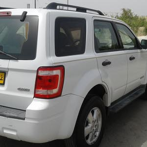 Used condition Ford Escape 2008 with 0 km mileage