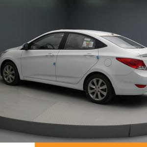Hyundai Accent 2017 - used car for sale Bahrain - Low mileage