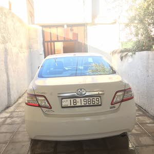 Toyota Camry car for sale 2010 in Mafraq city