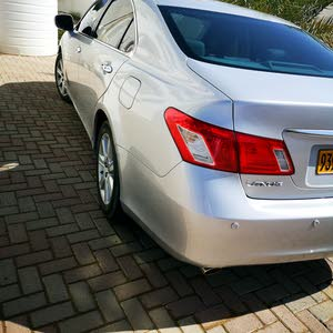 Lexus ES 2007 For sale - Silver color