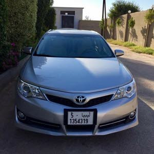 2013 Toyota Camry for sale in Benghazi