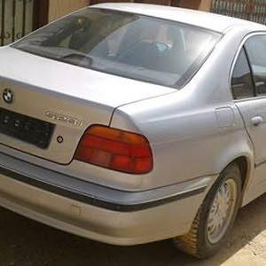 BMW خامســـة 523 توماتك جمرك