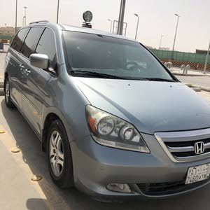 Honda Odyssey car for sale 2006 in Al Riyadh city