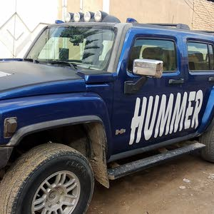 For sale 2007 Blue H3