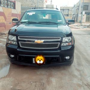 Black Chevrolet Tahoe 2013 for sale