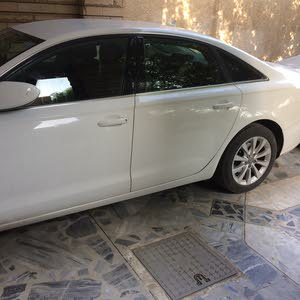 Automatic Audi 2014 for sale - Used - Karbala city