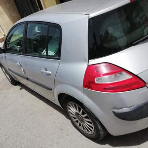 2006 Used Megane with Manual transmission is available for sale