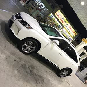 For sale 2013 White RX