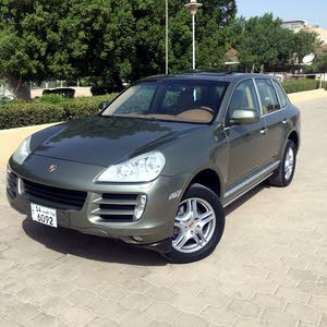 2008  Cayenne with  transmission is available for sale