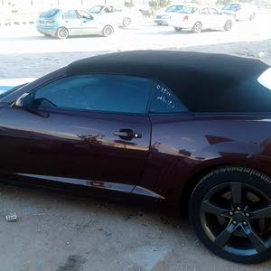 Chevrolet Camaro 2013 For sale - Maroon color