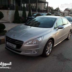 Silver Peugeot 508 2014 for sale