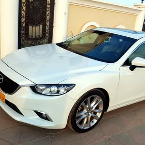 Mazda 6 car is available for sale, the car is in Used condition
