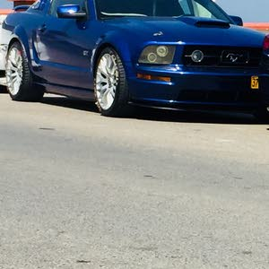 For sale 2006 Blue Mustang