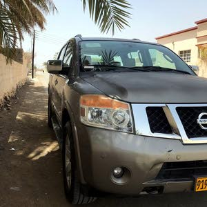 Nissan Armada car for sale 2009 in Muscat city