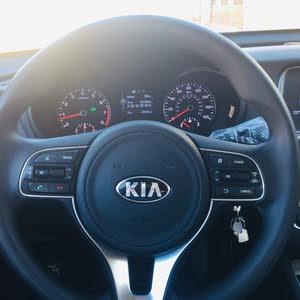 Automatic Kia 2017 for sale - Used - Benghazi city