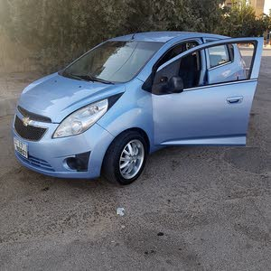 Manual Blue Chevrolet 2012 for sale