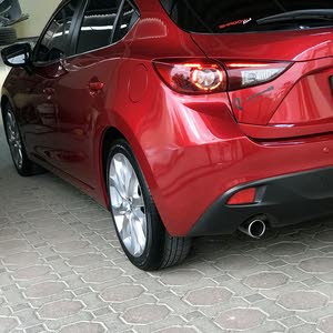 Mazda 3 car for sale 2015 in Seeb city