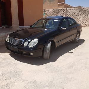 مرسيدس باشا E200