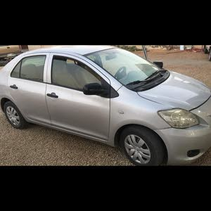 Toyota Yaris car for sale 2011 in Buraidah city