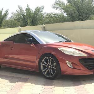 السيارة الرياضية الراقية RCZ خليجي وكالة عمان