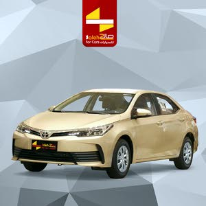 Toyota Corolla 2018 For sale - Gold color