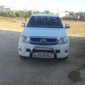 Manual Toyota Hilux 2011