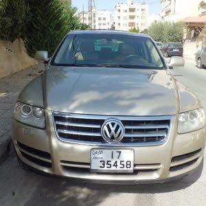 2004 Volkswagen Touareg for sale in Amman