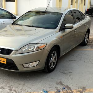 Gasoline Fuel/Power   Ford Mondeo 2008