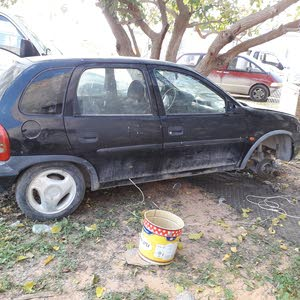 Opel Corsa car for sale 2002 in Tripoli city