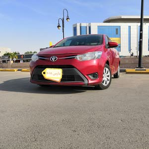 Toyota Yaris car for sale 2016 in Al Riyadh city