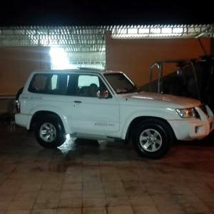 White Nissan Patrol 1998 for sale