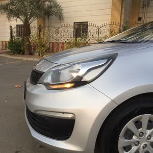 Silver Kia Rio 2016 for sale