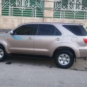 تويوتا فورشنر 2006 مقرطس وارد الكويت .