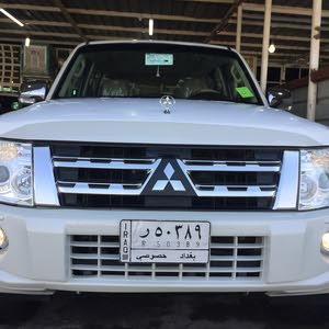 Used condition Mitsubishi Pajero 2014 with 0 km mileage