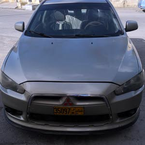 Mitsubishi Lancer car for sale 2008 in Muscat city