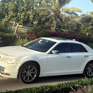km mileage Chrysler 300C for sale