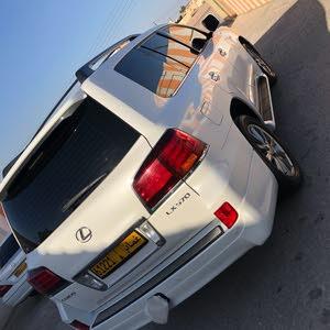 Gasoline Fuel/Power   Lexus LX 2010