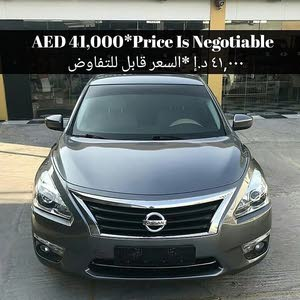 2016 GCC Nissan Altima SV (120089Kms)*Price Is Negotiable