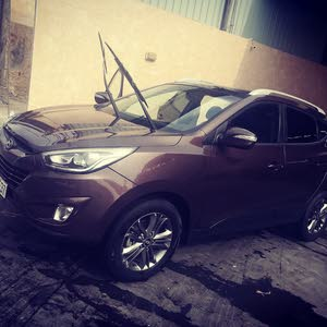 Used Hyundai Tucson in Zarqa