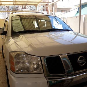 Nissan Armada 2007 For sale - White color