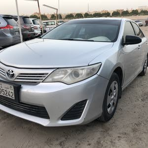 Automatic Silver Toyota 2013 for sale