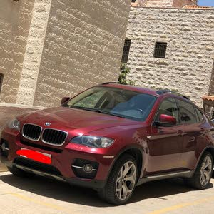 Used BMW X6 for sale in Amman