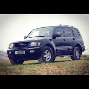 2002 Used Pajero with Manual transmission is available for sale