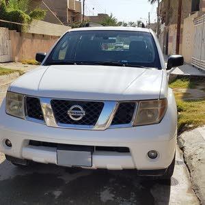 Nissan Pathfinder in Baghdad