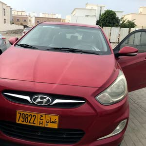 For sale 2014 Red Accent