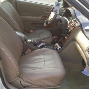 Automatic Nissan 2003 for sale - Used - Al Mudaibi city
