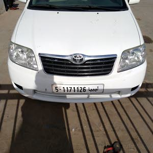 2004 Used Corolla with Manual transmission is available for sale