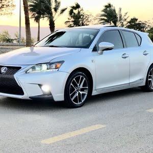 90,000 - 99,999 km Lexus CT 2014 for sale