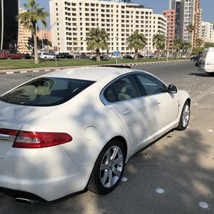 Jaguar XF car is available for sale, the car is in Used condition